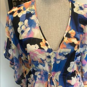Stunning Vacation Ready Dress/Cover Up,NWOT